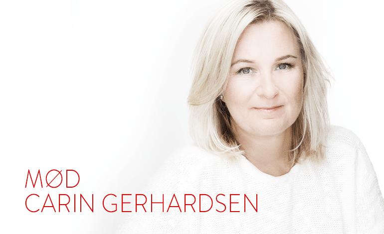 Carin Gerhardsen