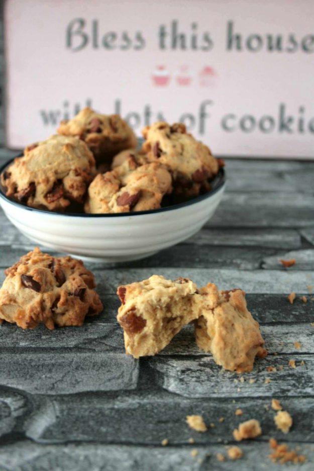 Feigen-Mandel-Cookies