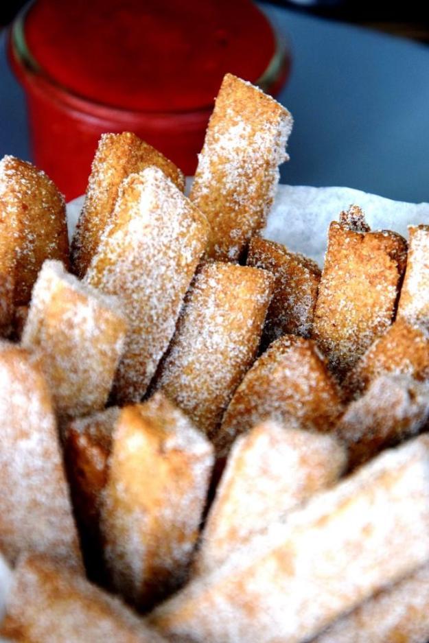 süße Pommes krimiundkeks keks bloggeburtstag