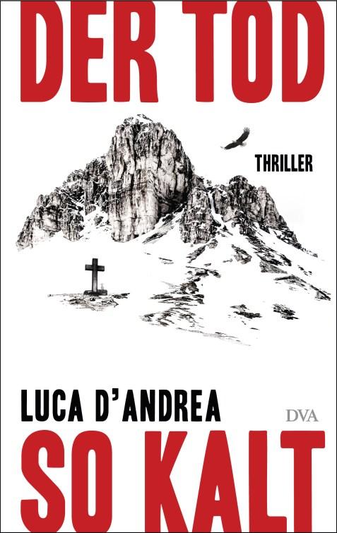 krimiundkeks Der Tod so kalt DVA Südtirol Luca D'Andrea Thriller