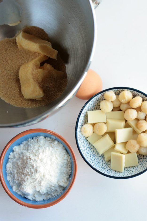 Cookies Macadamia weiße schokolade Kekse krimiundkeks Kahla Porzellan