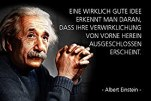 Einstein was ook een statushouder
