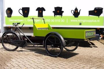 Bakfiets | Kringloopplus kringloop kringloopwinkel kringloopdag kringloop+