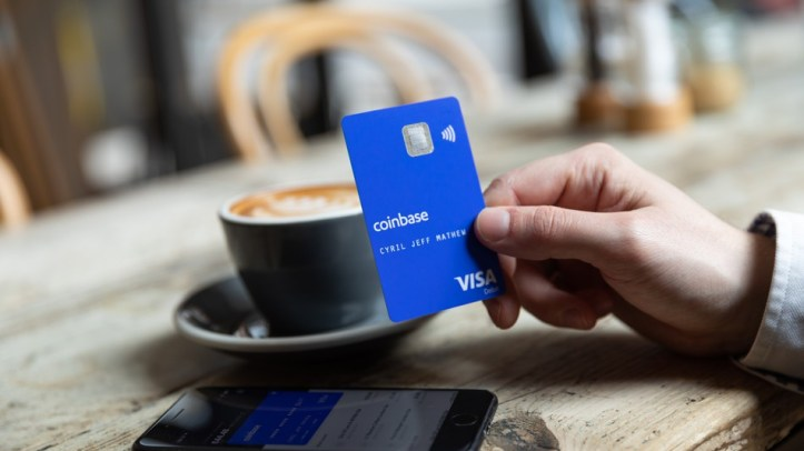 Coinbase-Debit-card