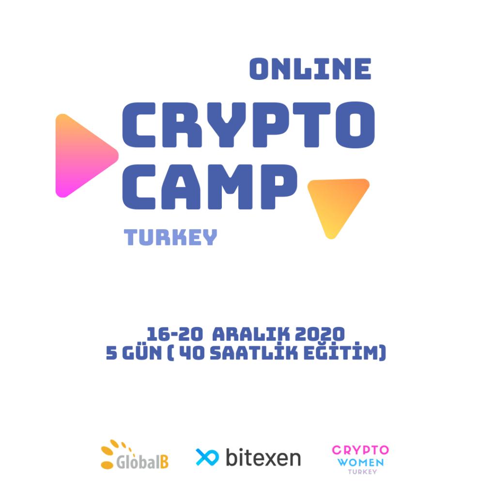 """Türkiye'nin Online, Sertifikalı ve Uygulamalı Eğitim Programı """"CryptoCamp"""" Başlıyor 4"""