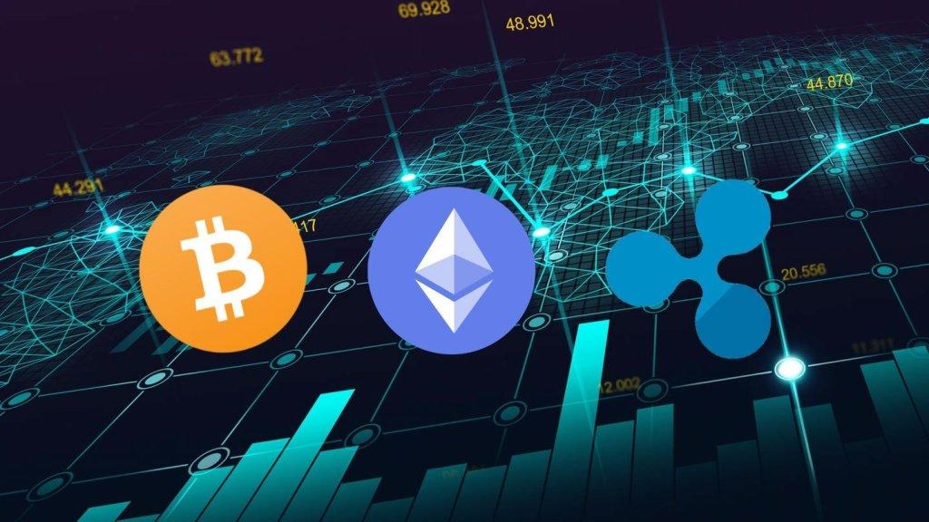 Bitcoin ve Ethereum Yeni ATH'lerine Ulaşırken XRP Sert Yükseldi