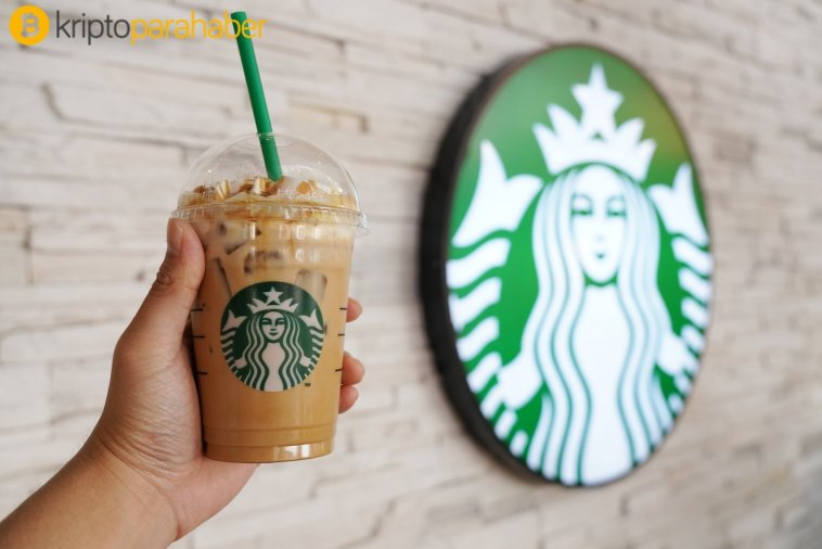 starbucks,bitcoin,blockchain