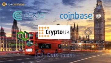Kripto para sektörünün devleri CryptoUK ile birleşti