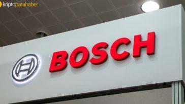 bosch, iota, kripto para haberleri