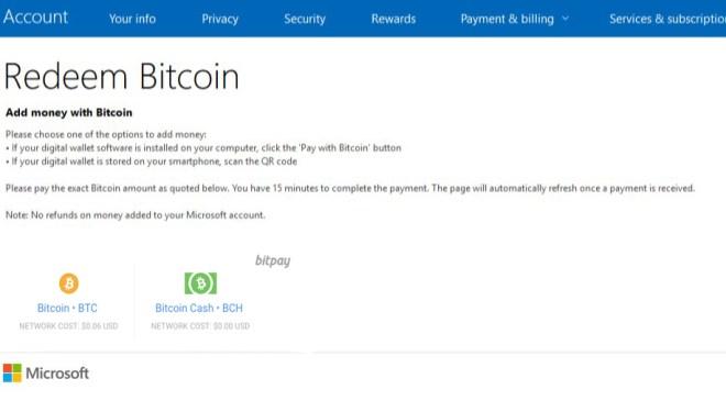 Bitcoin Cash'i kabul eden kuruluşlar