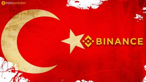 Binance Türkçe dil desteğine kavuştu.