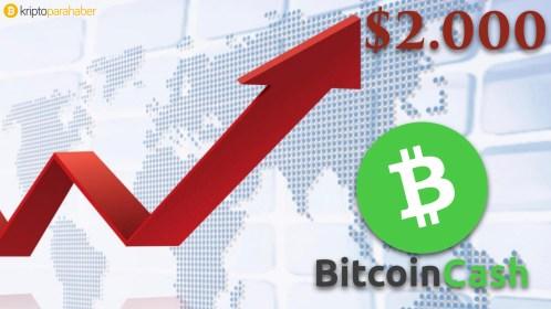 Bitcoin Cash için bomba iddia