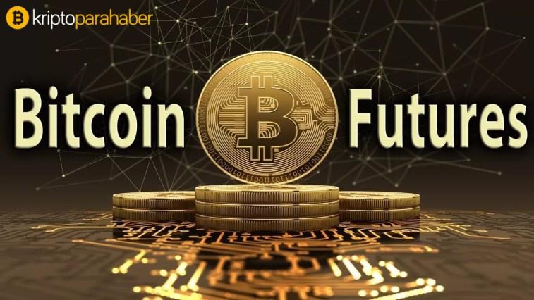 CME CBOE Bitcoin vadeli
