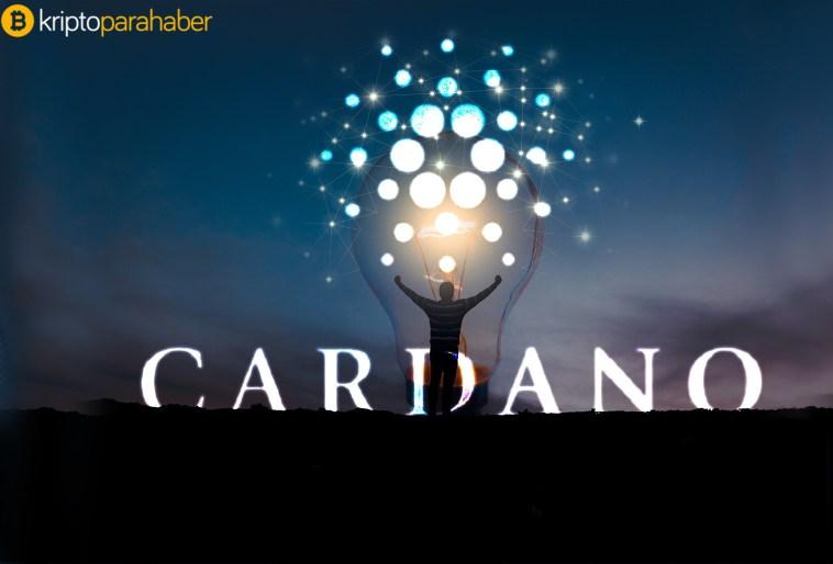 Cardano'nun yeni sürümü önümüzdeki hafta yayınlanacak