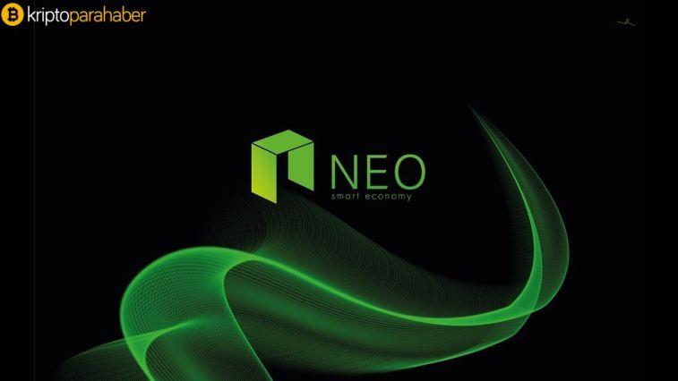 NEO fiyatı Ağustos ayında yüzde 40 düştü