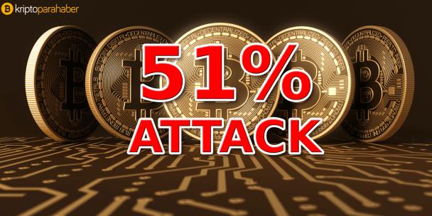 Bitcoin yüzde 51 saldırısı altında olabilir