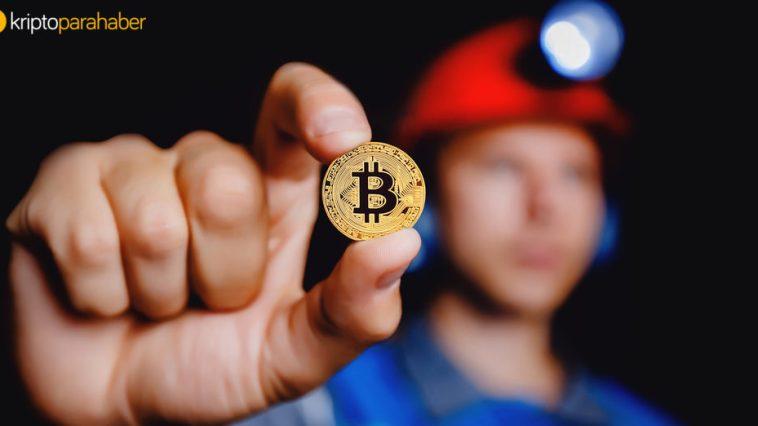 Bitcoin madencileri zor günler geçiriyor