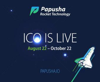 Papusha Rocket Technologies, ICO'ya başladı.