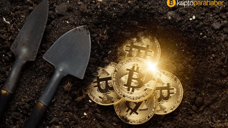 Bitcoin madenciliği altından daha az maliyetli