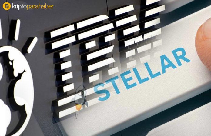 Sınır ötesi işlemler için IBM Stellar Blockchain'ini seçiyor