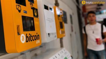 Kripto baharının çiçekleri Bitcoin ATM'leri, rekor seviyede artıyor