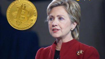 Hillary Clinton, Bitcoin'e karşı!