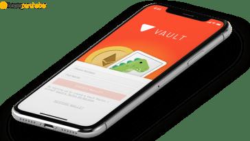 Vault cüzdanı App Store'da indirmeye sunuldu