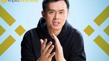 Changpeng Zhao, bağışlarda Blockchain teknolojisini kullanmayı öneriyor