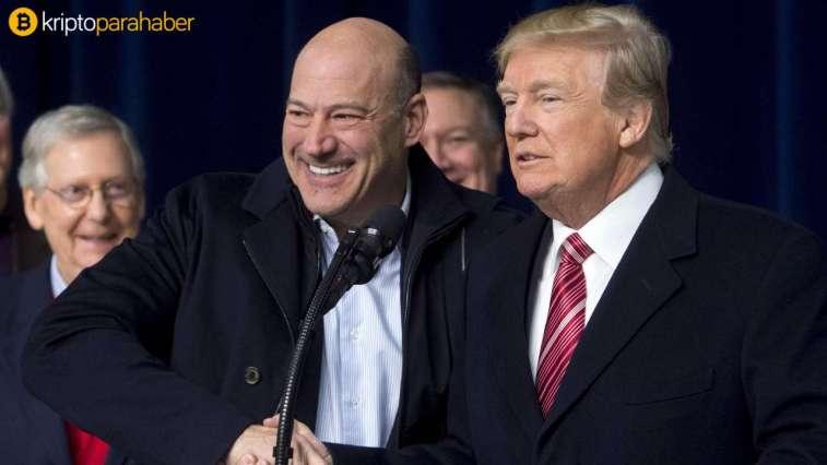 Eski Goldman Sachs başkanı Gary Cohn, Spring Labs'a katılıyor