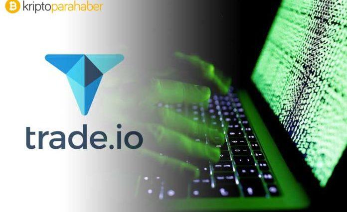 Trade.io Borsası, yedekte beklettiği kripto paralarını kaybetti