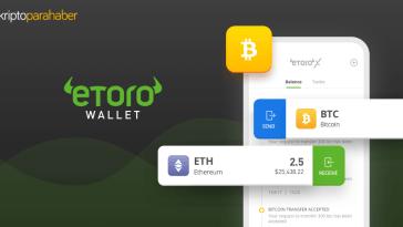 eToro Borsası, ilk önce BTC, BCH, ETH ve LTCiçin destek sağlayacak