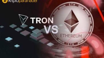 Önemli gelişme: TRON ve Ethereum güçlerini birleştirebilir