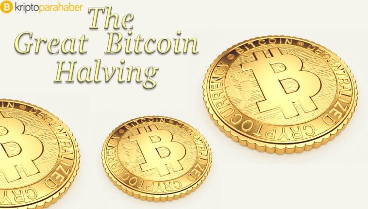 Billy Bambrough'a göre de halving olayından önce Bitcoin almak mantıklı