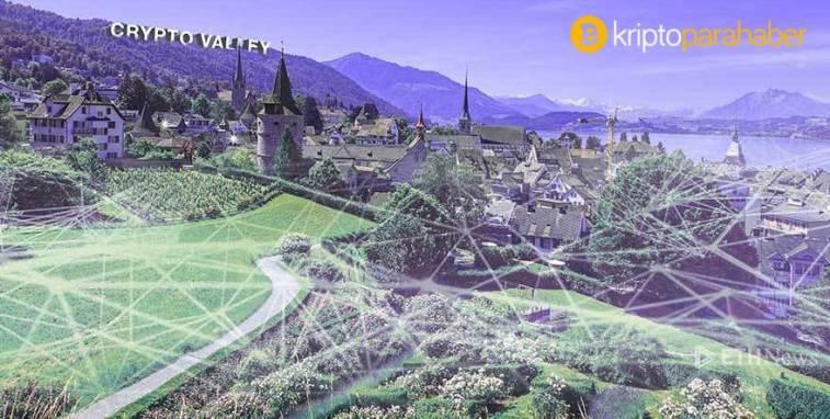 Kripto Vadisi İsviçre'yi listenin başına taşıdı