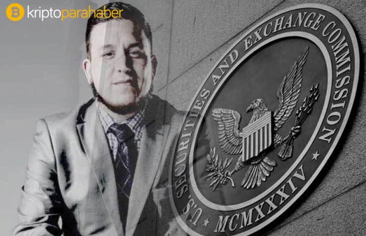 SEC, hileli ICO nedeniyle iki şirket yöneticisine ağır para cezaları verdi