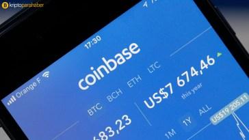 Coinbase, PayPal ile çekim imkanı sunmaya başladı.