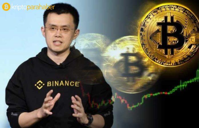 """Changpeng Zhao: """"ETF gereğinden fazla abartılıyor."""""""