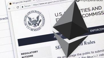ETH yatırımcılarına müjde: SEC'in son kararı Ethereum'un önünü açtı