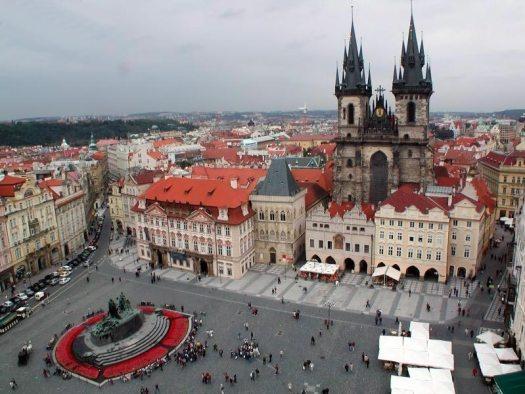 Ограничение на биткоин в Чехии