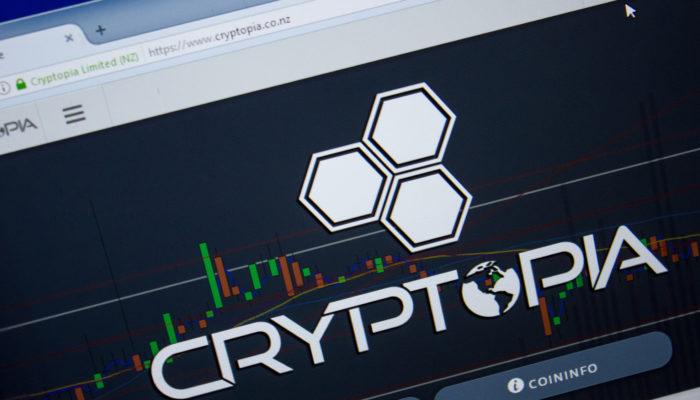 Криптовалютная биржа Cryptopia понесла «существенные потери»