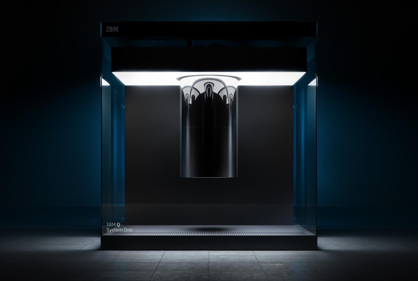 Q System One – первый коммерческий квантовый компьютер от IBM