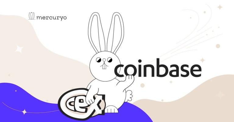 Криптокошелек «Mercuryo» объявил о сотрудничестве с двумя биржами: CoinBase и CEX