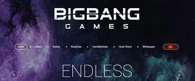 Big Bang Game Coin — 17-09-2019