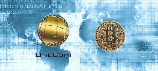 Купити OneCoin за Bitcoin