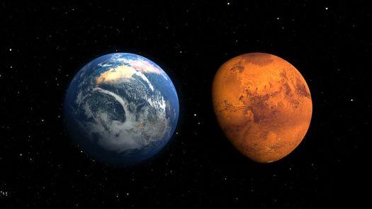 Як біткоін може виявитися на Марсі