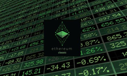 Ethereum Classic впевнено зростає