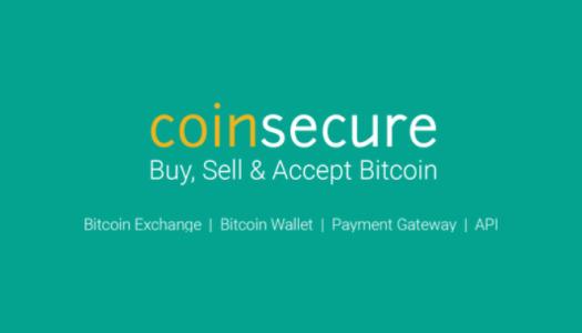 У індійської біржі Coinsecure викрали 438 BTC