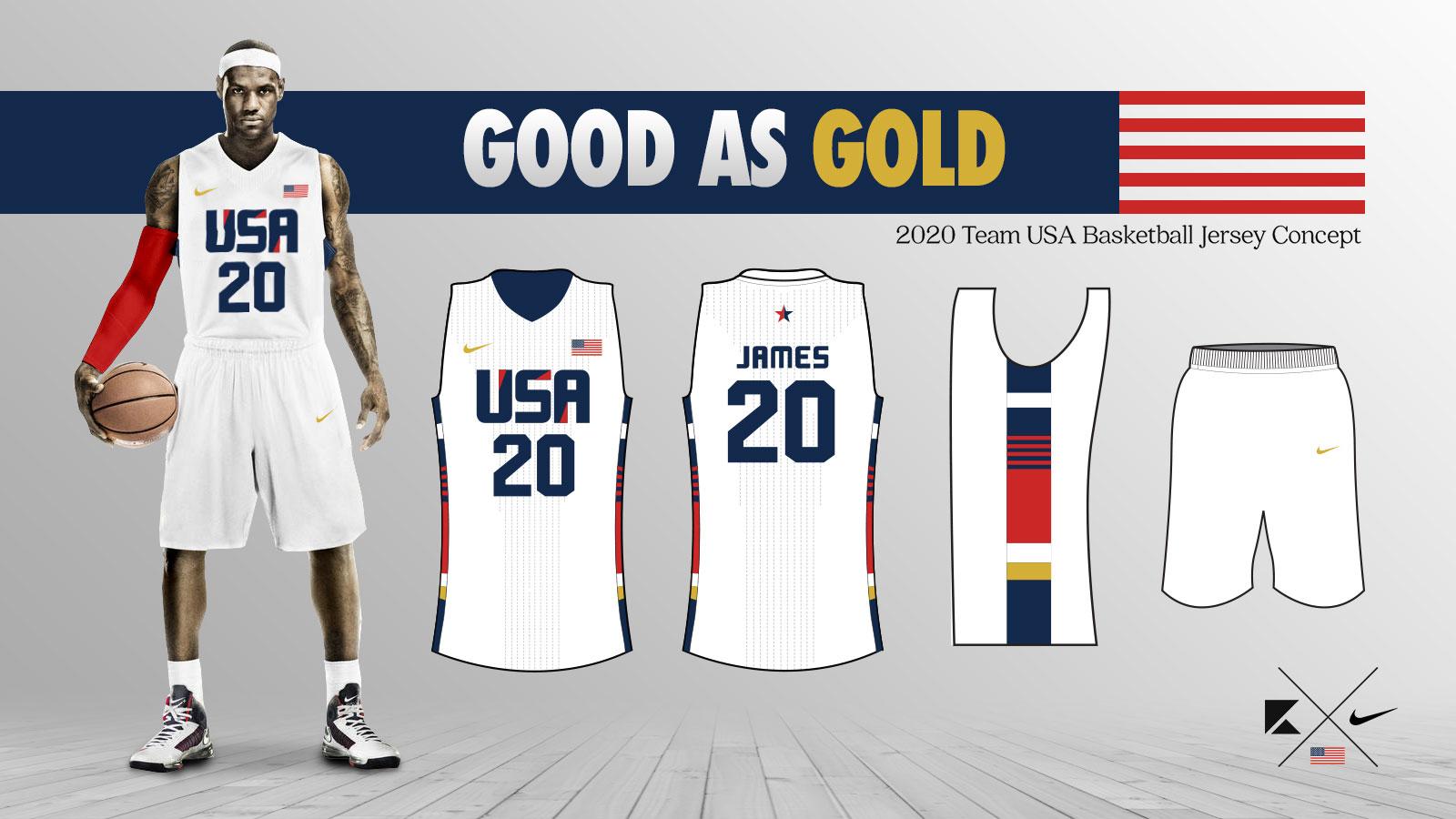 Team Usa Jersey Kris Martinez