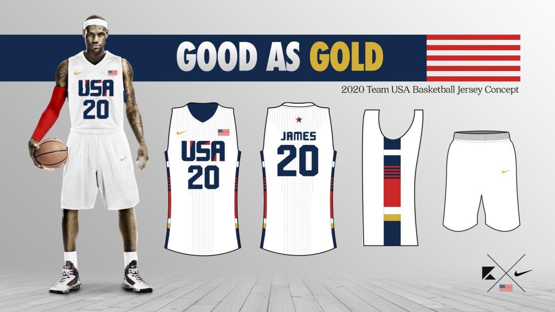 Download 2020 Team USA Jersey - Kris Martinez