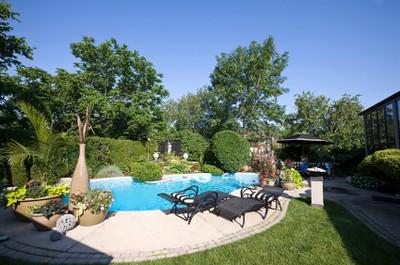 Landscaping ideas for backyard   Kris Allen Daily on Backyard Pool And Landscaping Ideas id=27918
